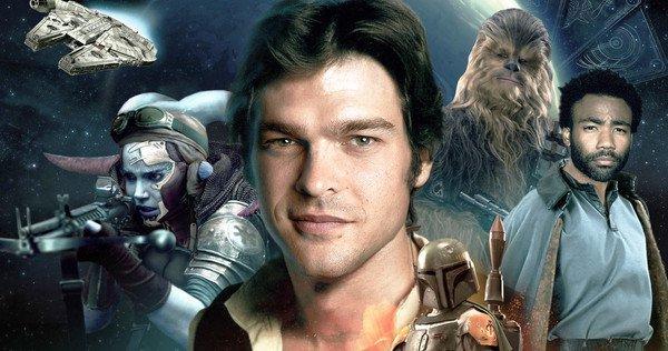 Solo - a Star wars story Star wars, Хан Соло, Соло, Фильмы