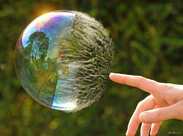 Что добавлять в мыльные пузыри