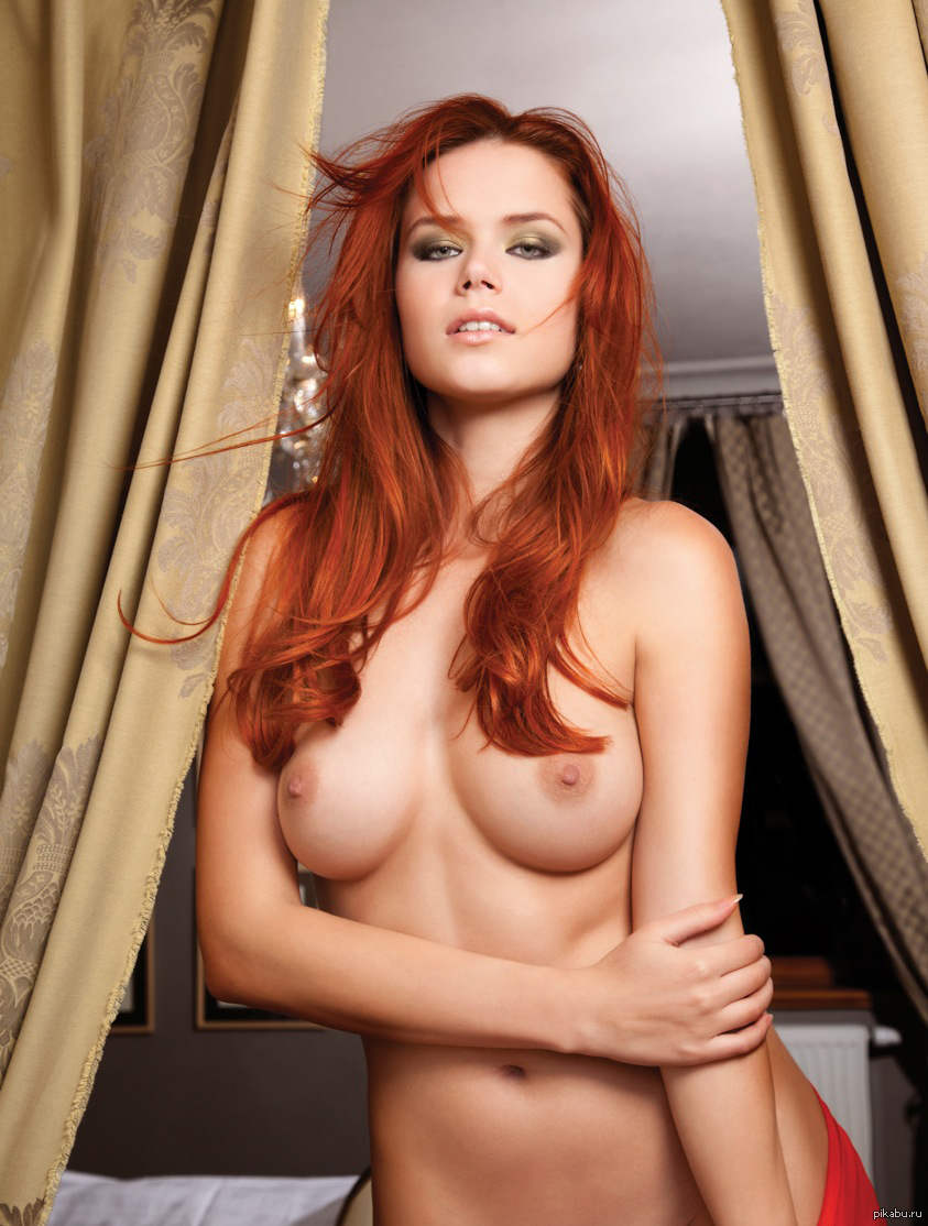 Sexy Naked Redhead Babes