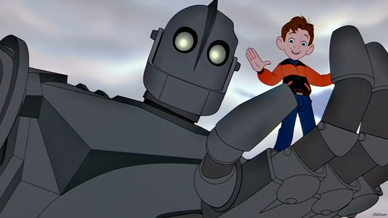 an analysis of the sound design in the movie the iron giant (voiced by harry connick, jr) to hide the iron giant (voiced by vin diesel) in dean's junkyard but it isn't long before the rumors turn into paranoia–the.