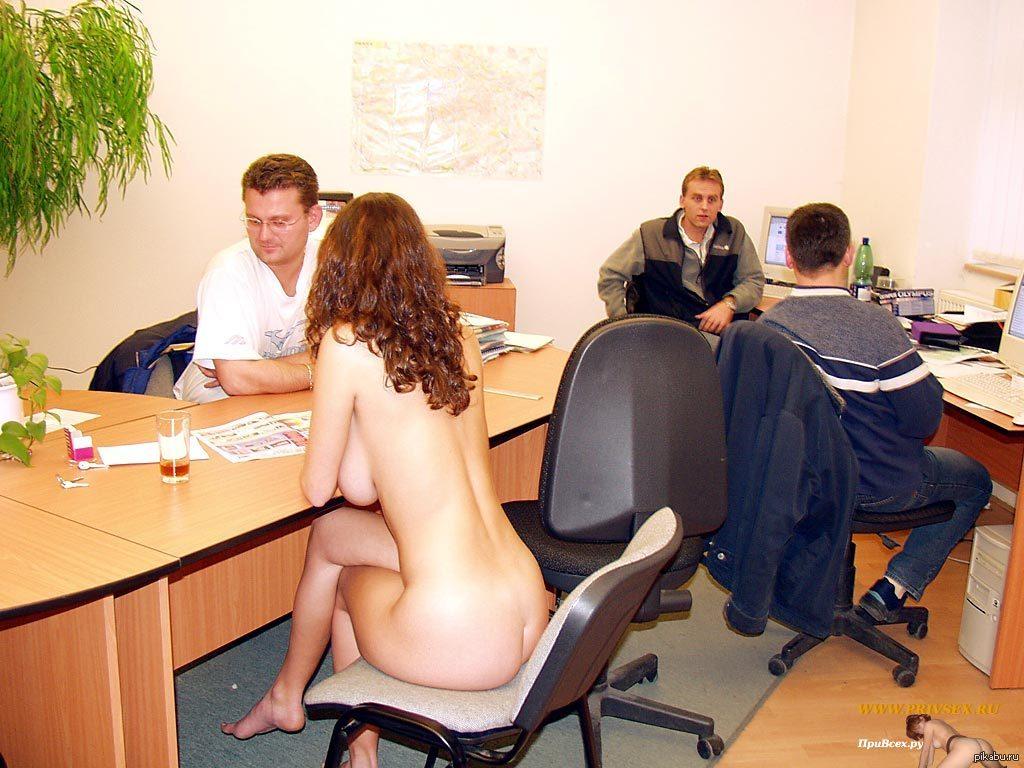 Моя голая секретарша 9