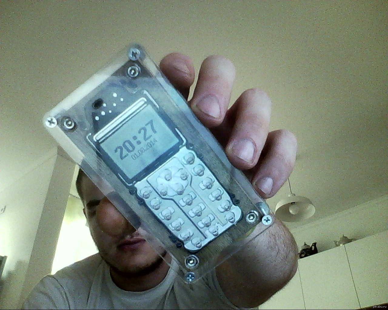 Как сделать фото внутри телефона