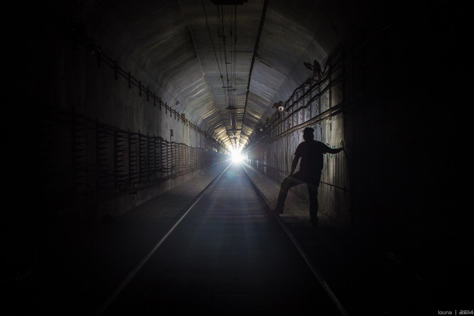 картинки конец тоннеля