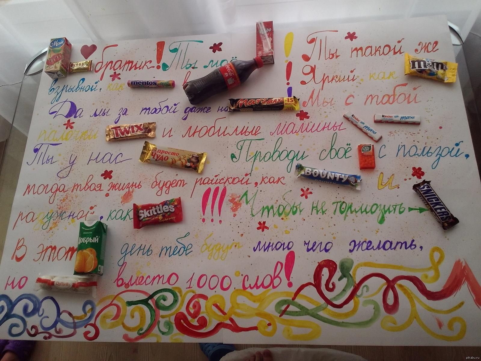 Ухтыбокс создает необычные подарки на день рождения