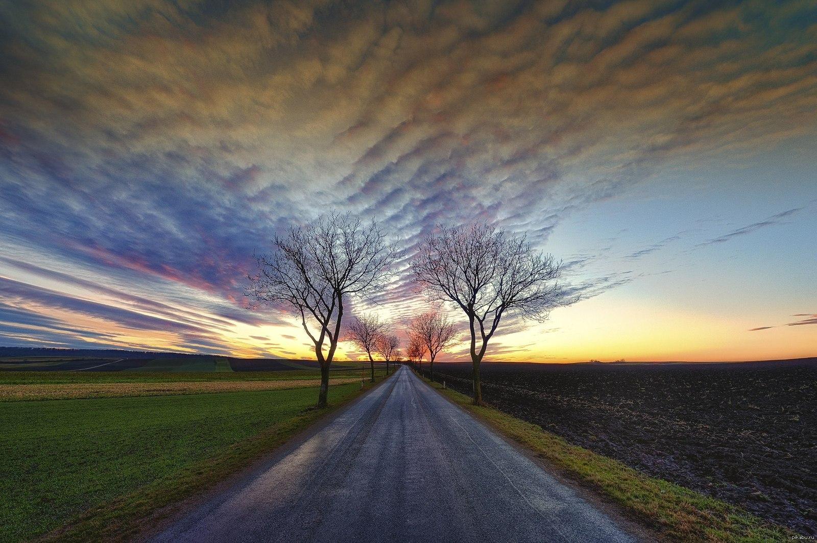 дали двенадцать картинка по дороге в небеса появляется зуд
