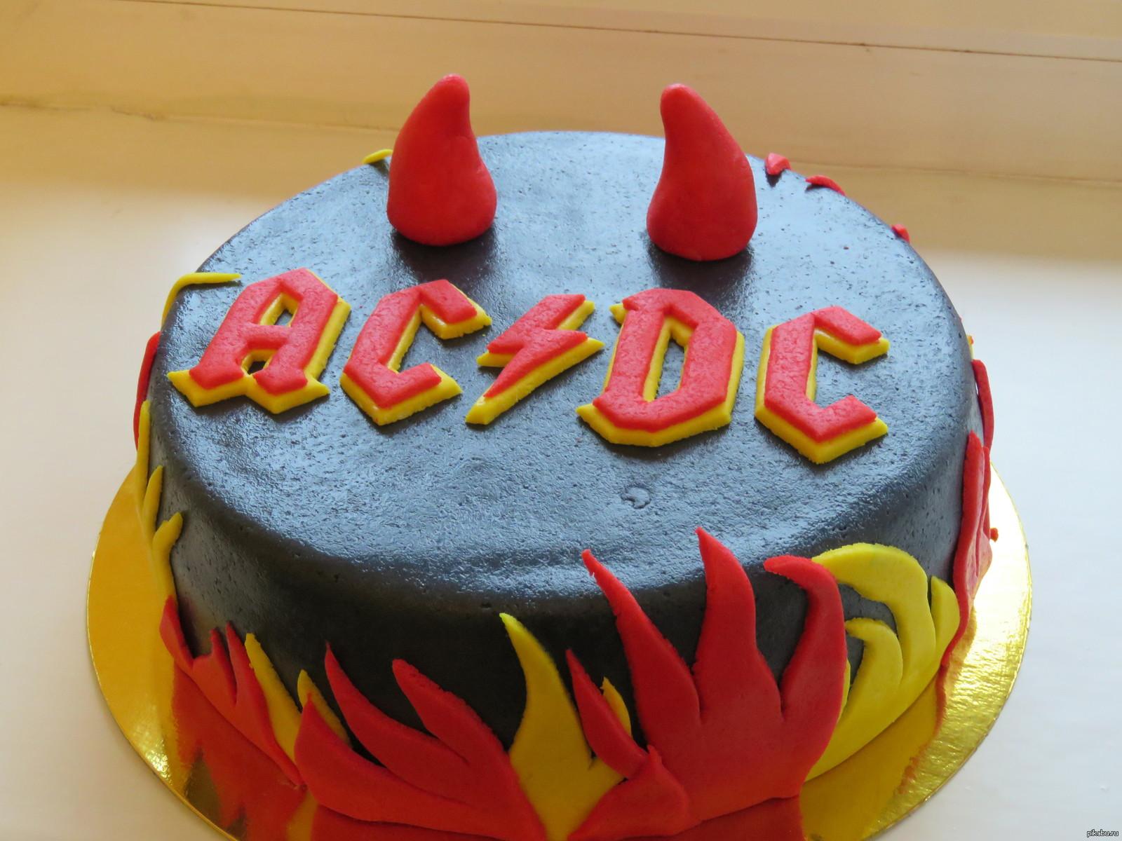 Фото торта с днем рождения ника 8