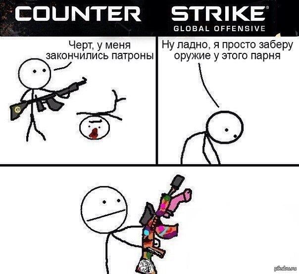 оружия в кс-го картинки