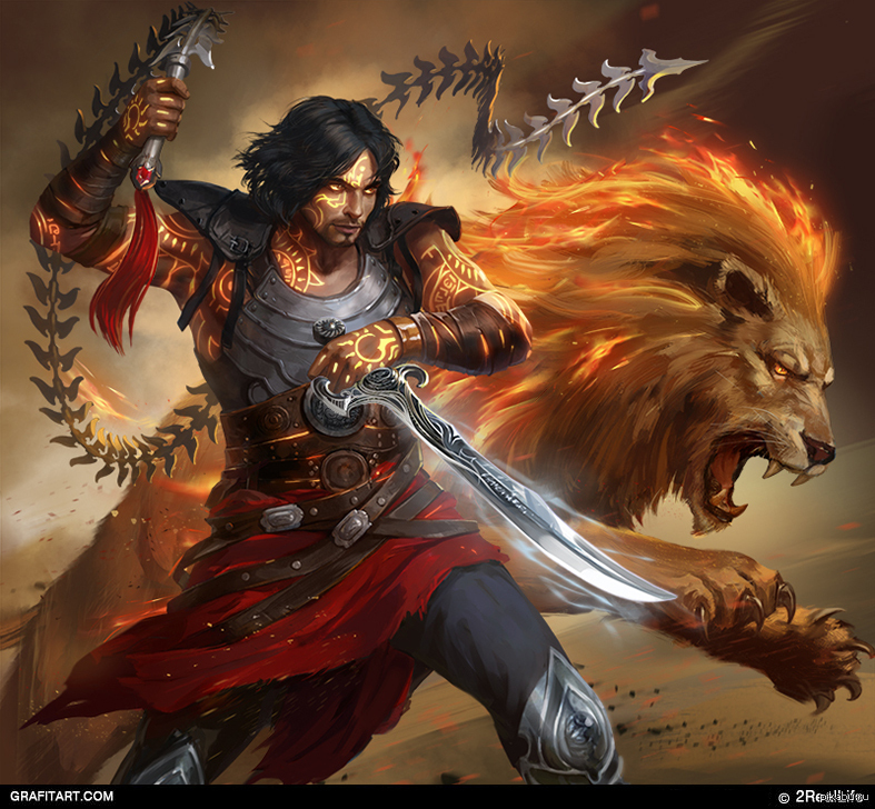 картинки принц персии