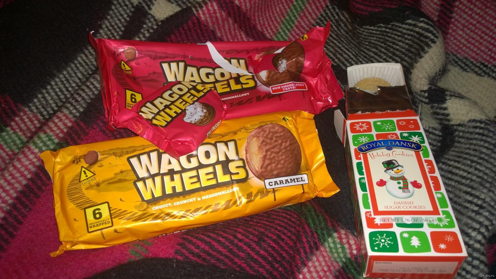 Вагон вилс печенье какие вкусы #6