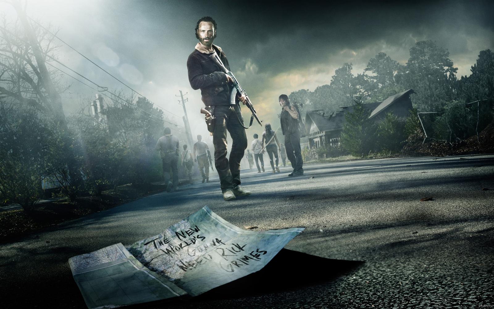 The Walking Dead è una serie televisiva statunitense prodotta dal 2010 Ideata dal regista Frank Darabont la serie è basata sullomonima serie a fumetti scritta da