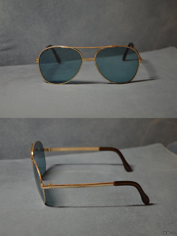 Солнцезащитные очки времен СССР f01853c222a