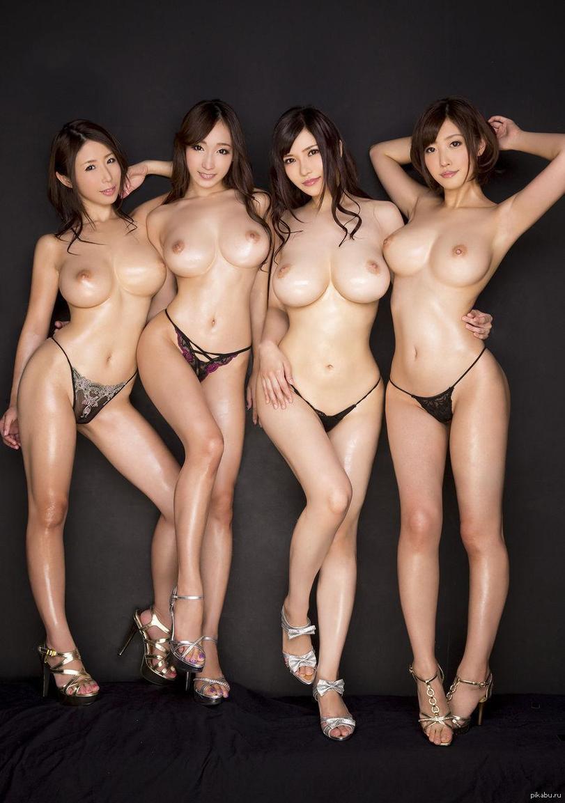 Азиатские сиськки