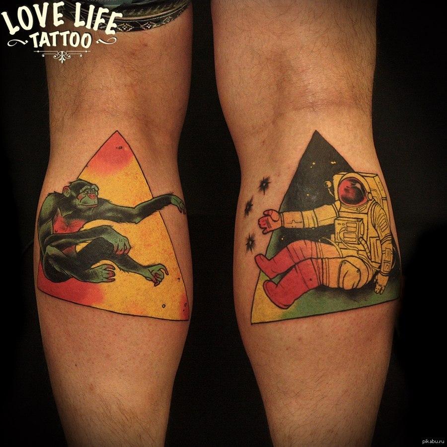 Что такое партак тату? Неудачные татуировки | 900x900