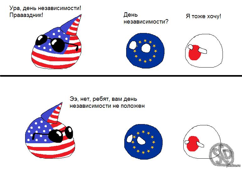 Приколы дня независимости картинки, днем рождения
