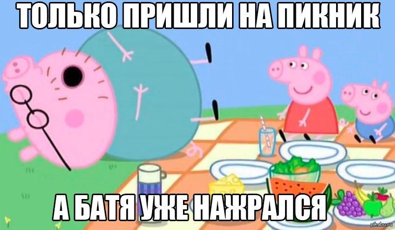 Приколы про свинку пеппа картинки, мне