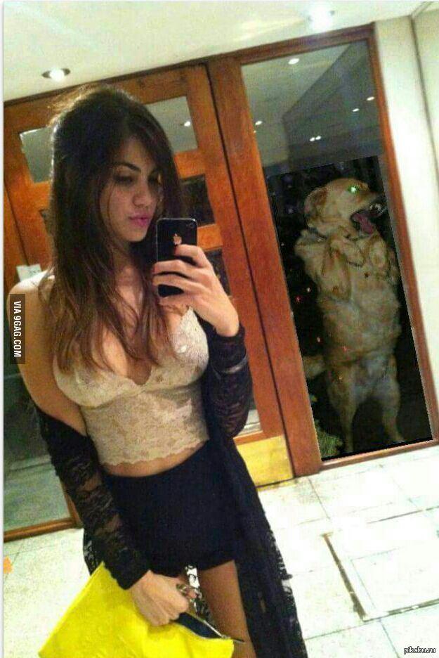 Леди и ее пес порно фото