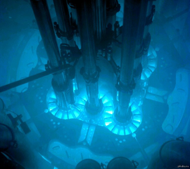 nuclear reactor A nuclear reactor is a device in which nuclear chain reactions are initiated, controlled, and sustained at a steady rate, as opposed to a nuclear bomb, in which the chain reaction occurs in a fraction of a.