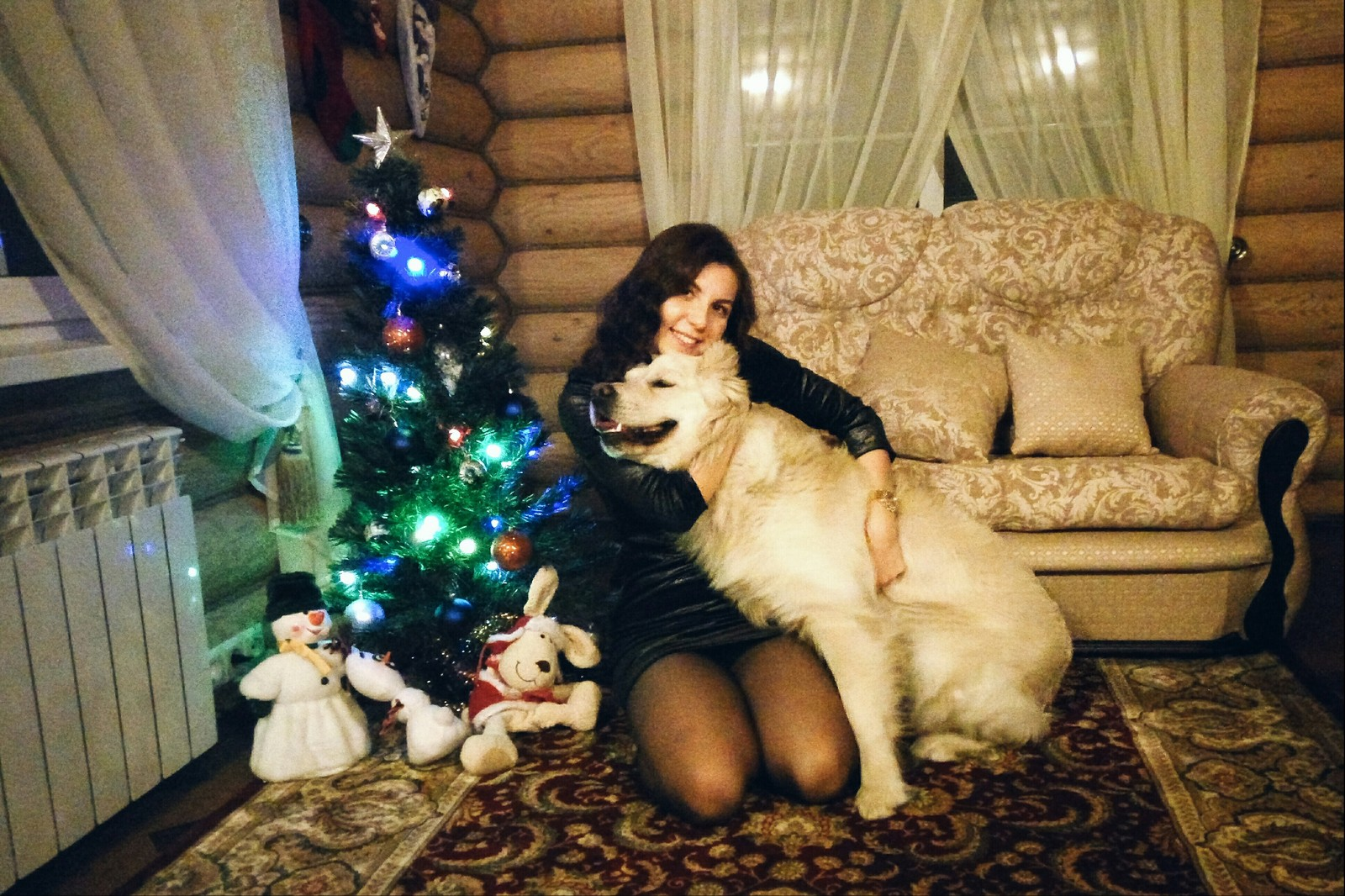 Собака лучший подарок