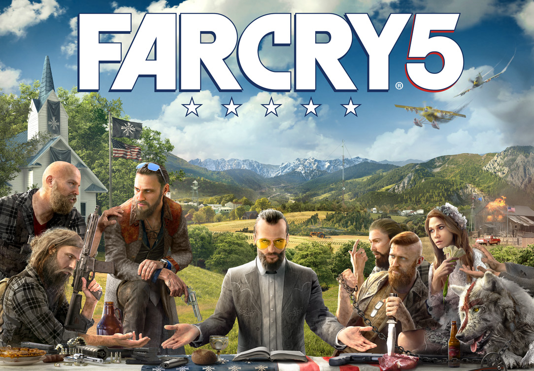 Картинки по запросу far cry 5