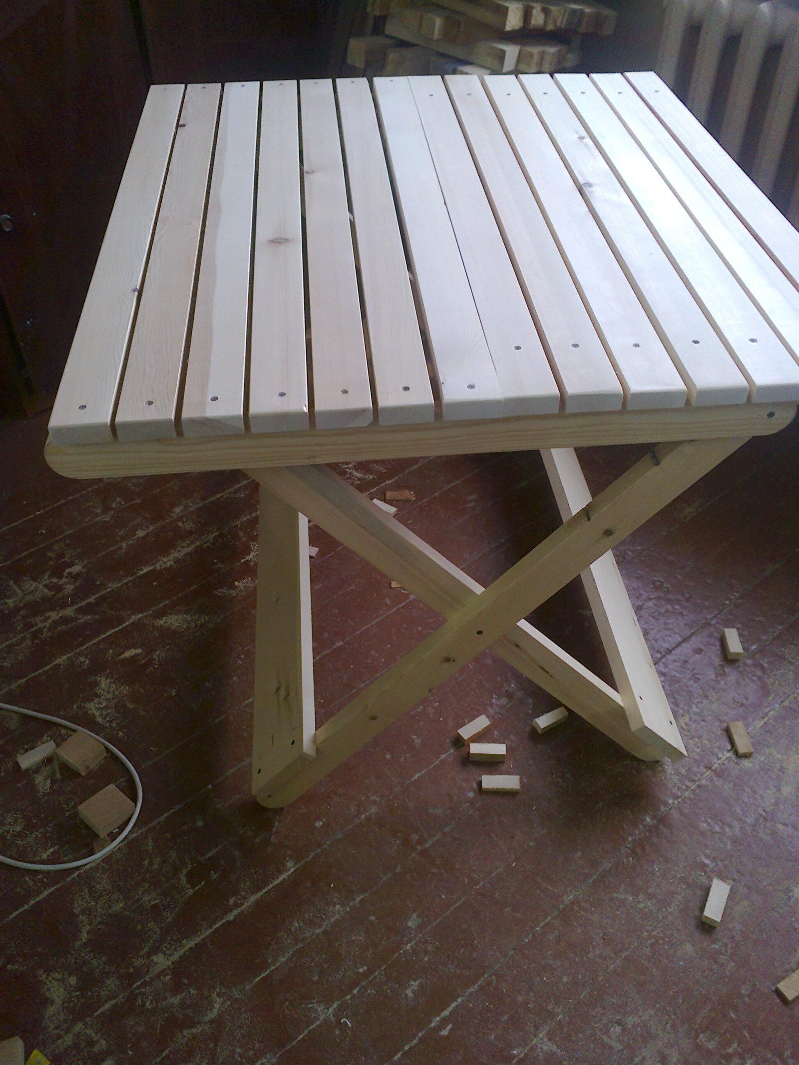 Столы своими руками для пикника фото фото 428