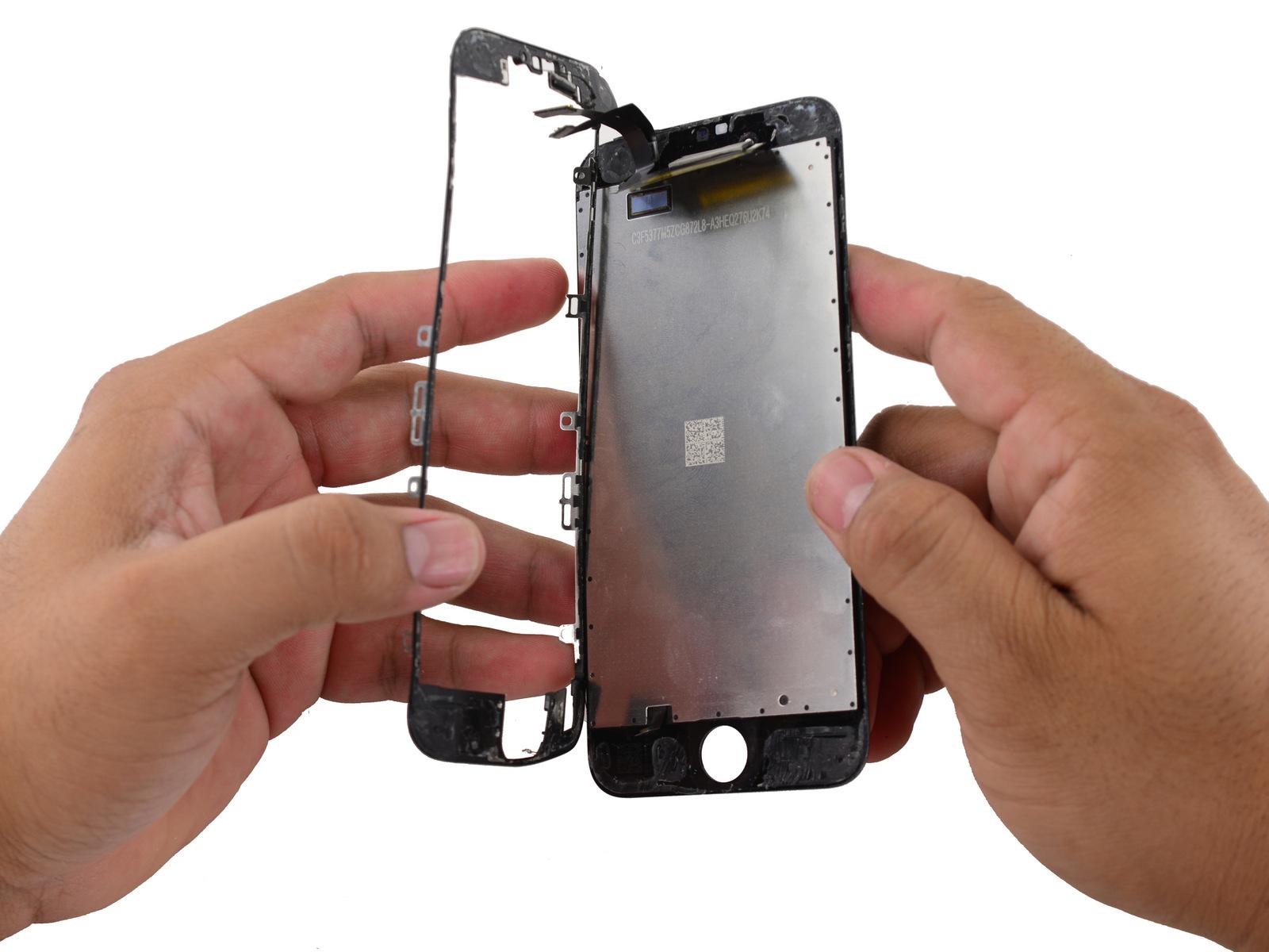 аппарат замена стекла iphone
