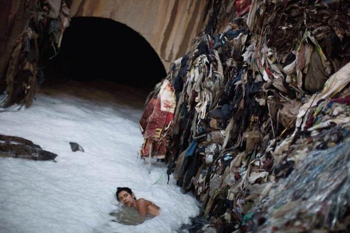 Заливали в пизду мусорные отходы фото 746-26