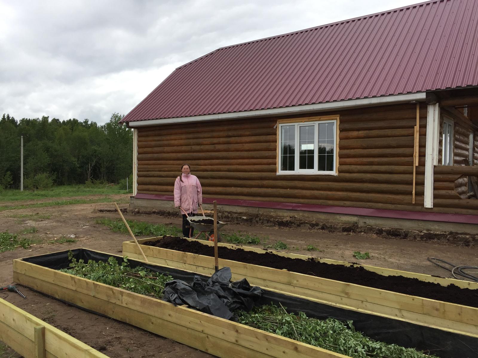 Построить загородный дом своими руками фото 267