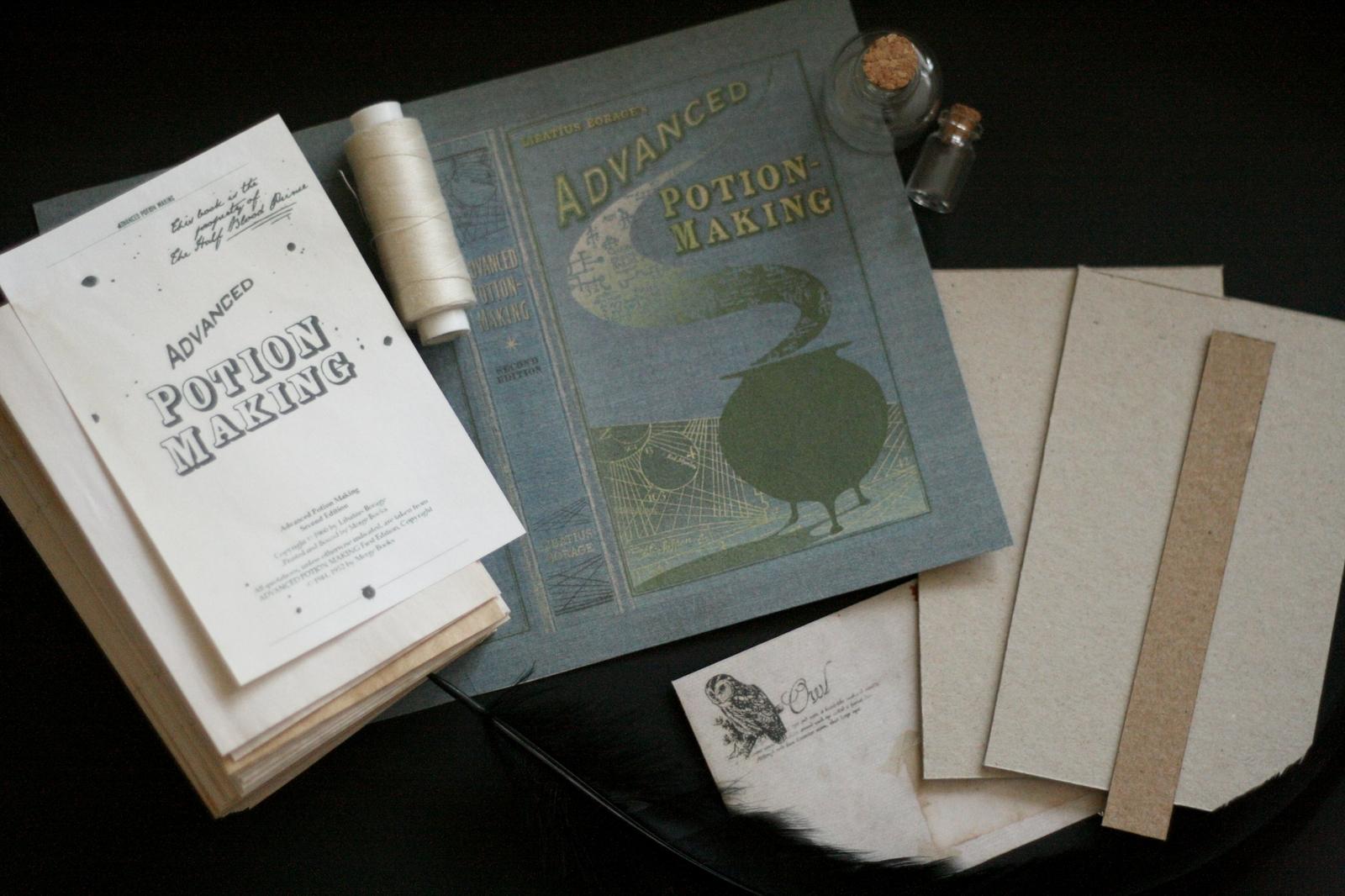 Учебник Принца Полукровки