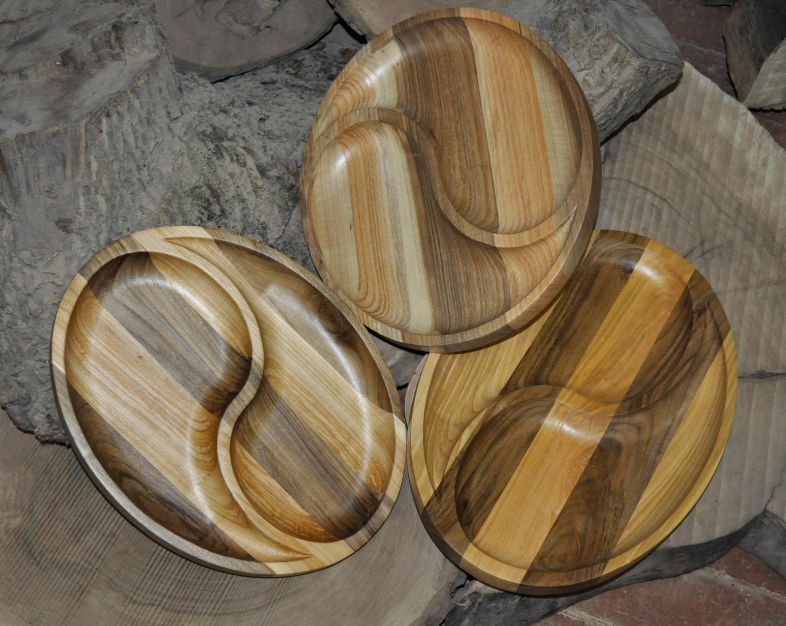 Посуда из дерева своими руками