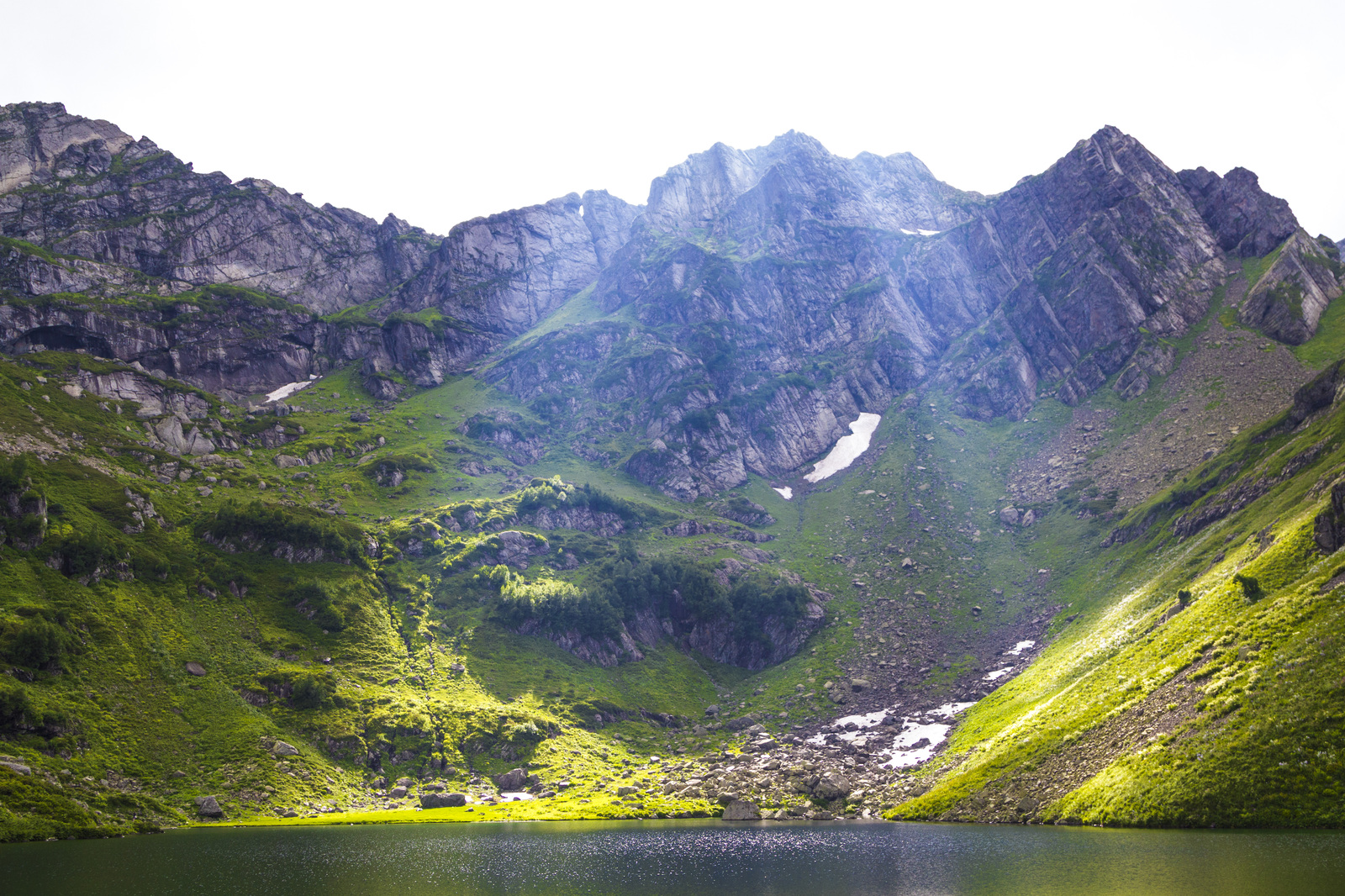 горы абхазия фото