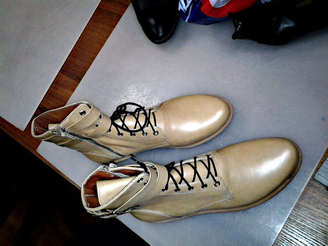 0de2bd51d Процесс пошива обуви. Клеим подошву Nyxa, Обувь, Процесс, Длиннопост