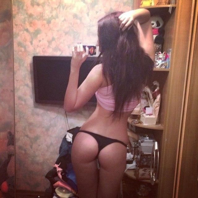 фото девушки брюнетки интимные - 5
