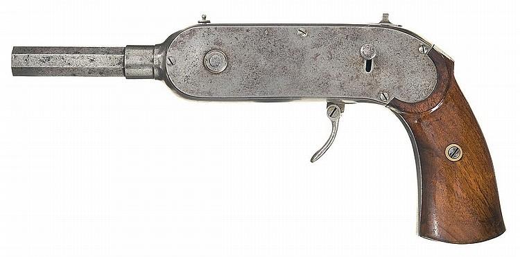 Игольчатый цепной пистолет Гайкота (Guycot Chain Pistol)