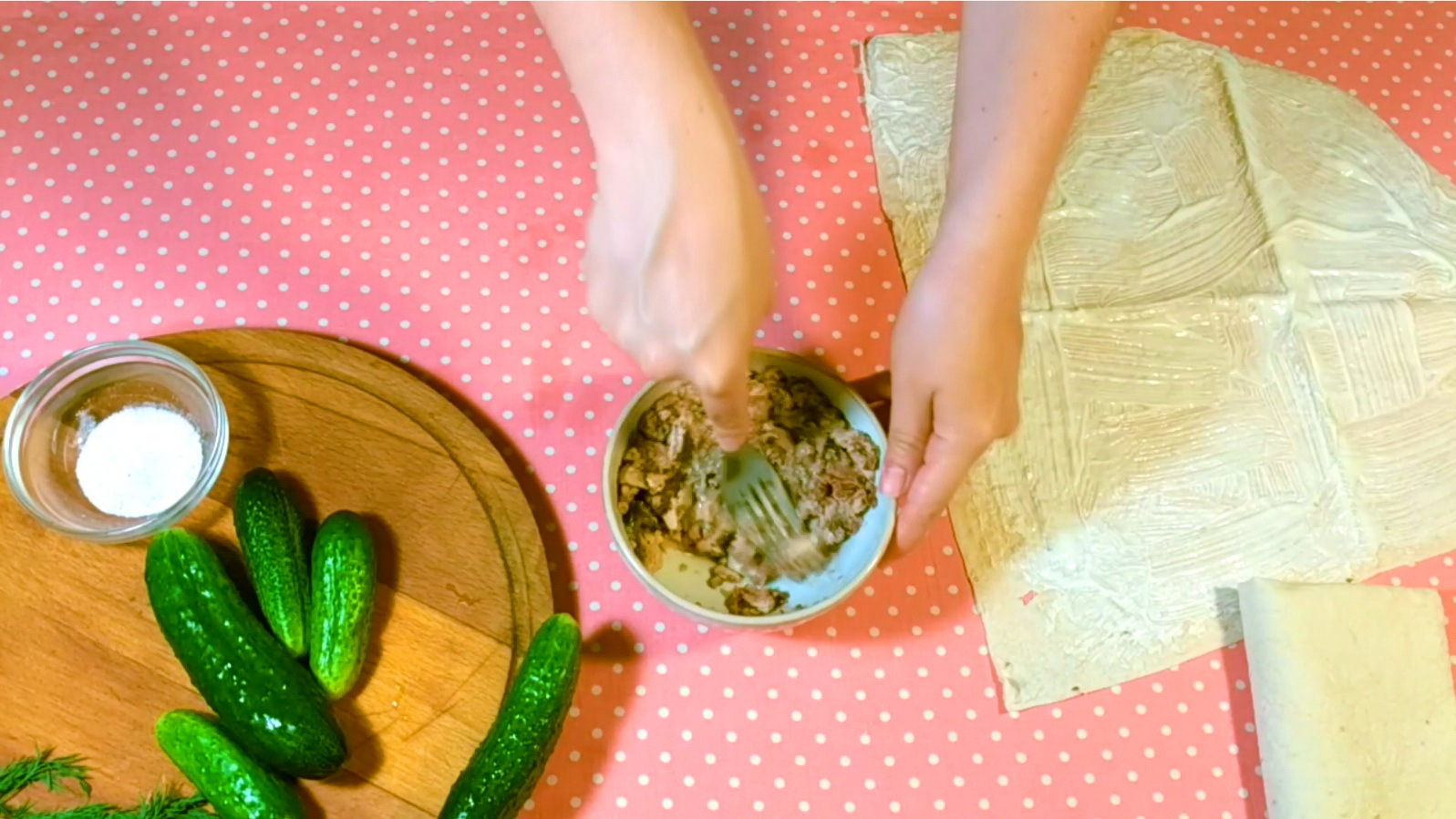 рулеты из лаваша с рыбными консервами рецепты с фото