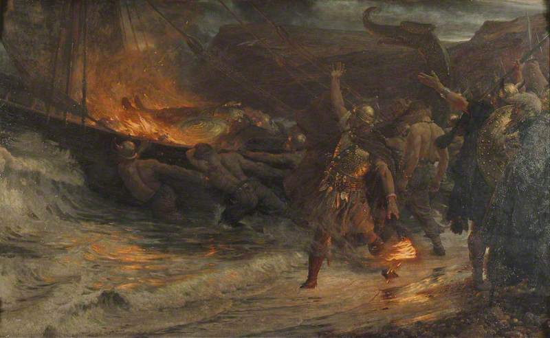 Сексульные обычаи у викингов