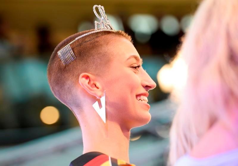 Видео конкурса красоты мужского хуя