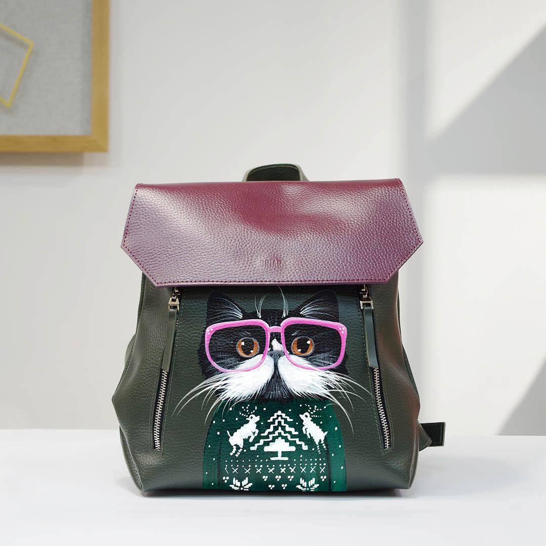 картинки кожаных рюкзаков