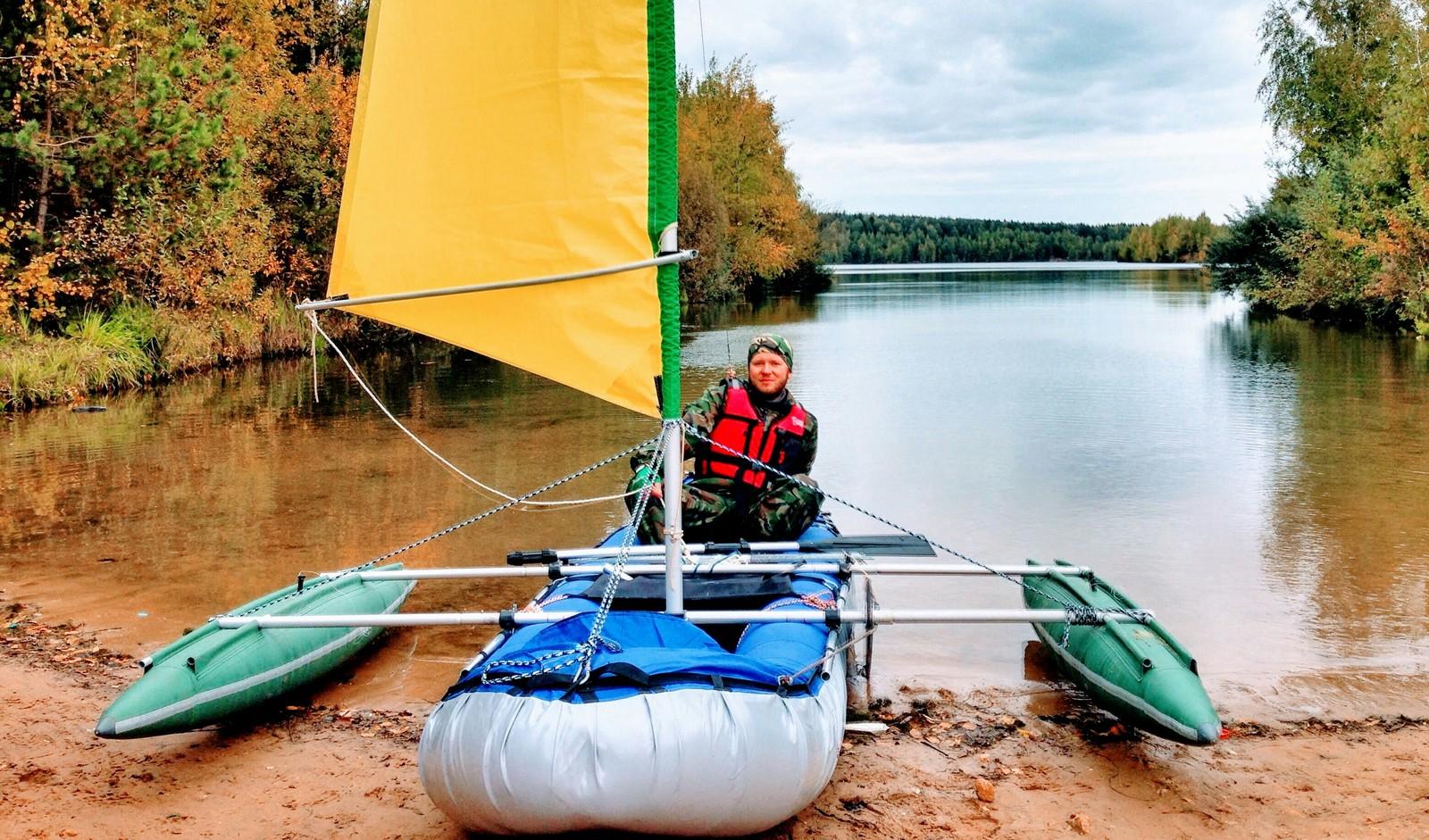 Парус на лодку пвх своими руками фото 876
