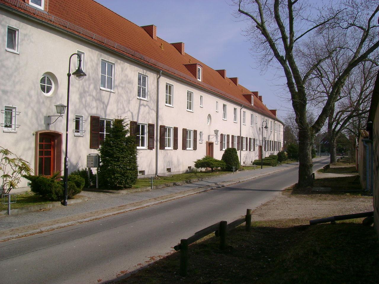 военный городок ораниенбург фото