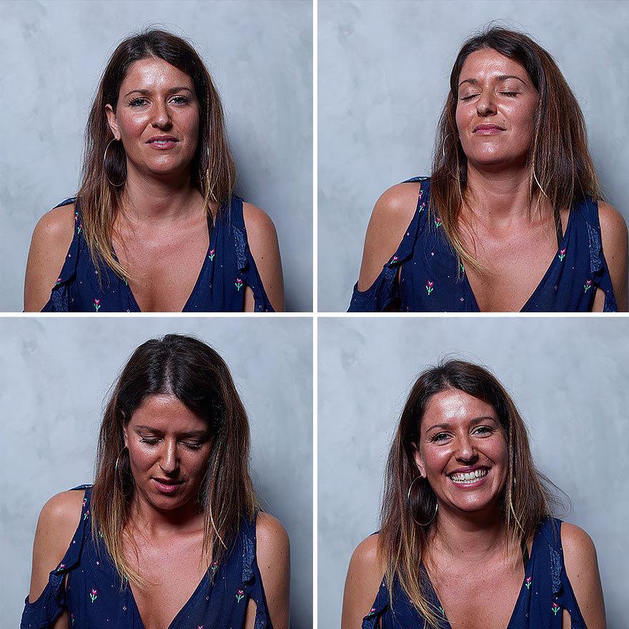 Фото лица во время оргазма